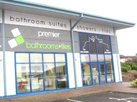 Premier Bathrooms and Tiles Cashel
